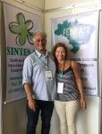 Presidente da Febrate e Presidente do SINTEN/RJ - Julio Campos